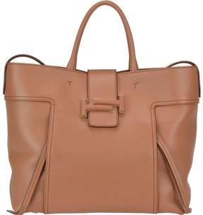 Tod's Double T Shopping Bag Big