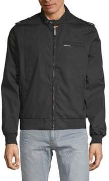 Members Only Classic Iconic Racer Jacket