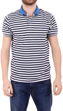 Sun 68 Cotton Blend Piqué Shirt