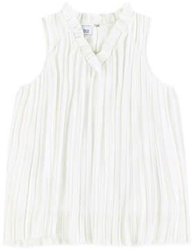 Little Remix Pleated blouse