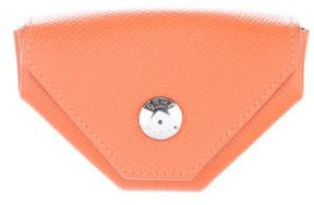 Hermes Epsom Le 24 Coin Case - ORANGE - STYLE