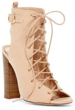 Liliana Sage Lace-Up Boot