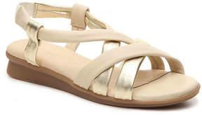 David Tate Women's Baylord Flat Sandal