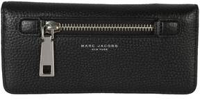 Marc Jacobs Gotham Open Face Wallet - BLACK - STYLE
