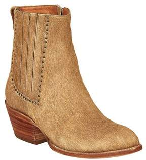 Lucchese Women's Adele Leather Bootie.