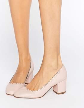 Asos SULTAN Scallop Detail Heels