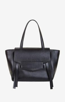 BCBGMAXAZRIA Nya Leather Tote