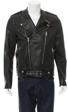IRO Hydo Leather Biker Jacket w/ Tags
