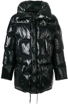 Marc Jacobs long padded coat