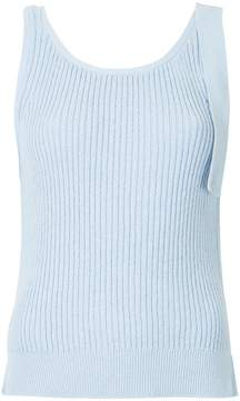 ASTRAET knitted tank top