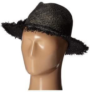 Echo Frayed Casablanca Hat Dress Hats
