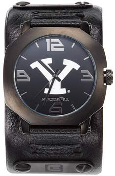 Rockwell Kohl's BYU Cougars Assassin Leather Watch - Men