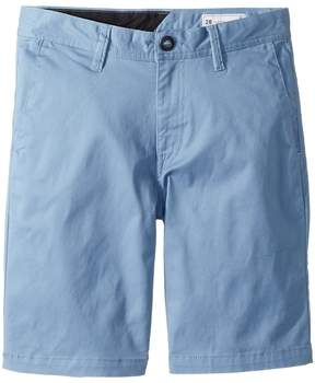 Volcom Frickin Lightweight Shorts Boy's Shorts
