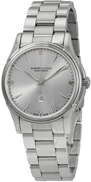 Hamilton Jazzmaster Automatic Silver Dial Ladies Watch