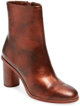 Pour La Victoire Women's Iris Leather High Heel Bootie