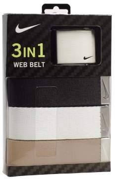 Men's Nike Web Belts