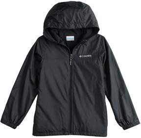 Columbia Boys 8-20 Maplecrest Lined Windbreaker