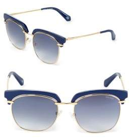 Balmain 142MM Clubmaster Sunglasses