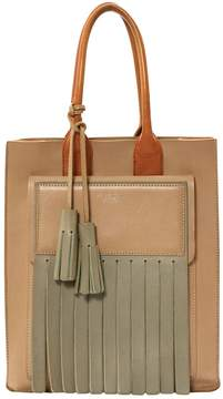 Acne Studios Beige Leather Handbag