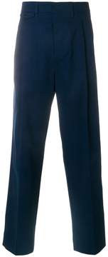 Lemaire pleat detail tailored trousers