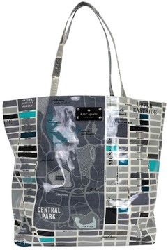 Kate Spade Map Tote - GREY - STYLE