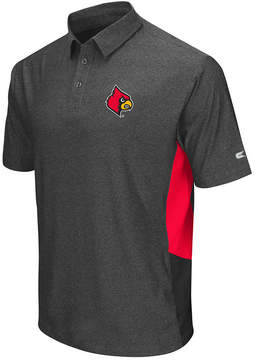 Colosseum Men's Louisville Cardinals The Bro Polo