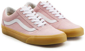 Vans Old Skool Sneakers with Suede and Leather