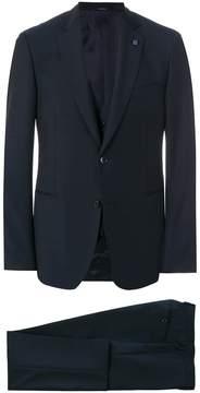 Lardini three-piece suit