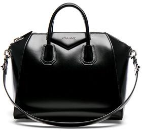 Givenchy Medium Box Antigona in Black.