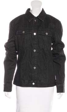 BLK DNM Button-Up Denim Jacket w/ Tags