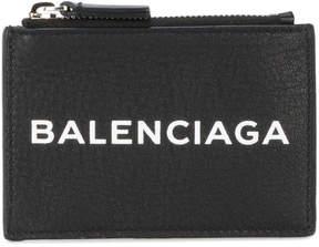 Balenciaga Shopping Zip cardholder