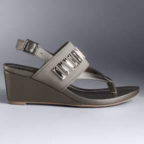 Vera Wang Simply Vera Jade Women's Luxury Sandals