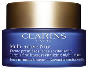 Clarins Multi-Active Night Cream, All Skin Types