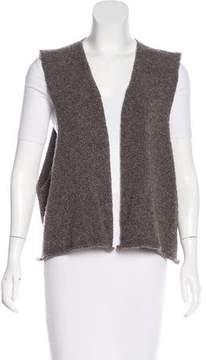 eskandar Wool Knit Vest