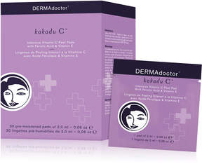 DERMAdoctor Kakadu C Intensive Vitamin C Peel Pad With Ferulic Acid & Vitamin E