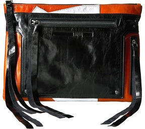 McQ - Biker Pouch Clutch Handbags