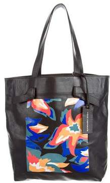 Lizzie Fortunato Dancing Floral Tote Bag