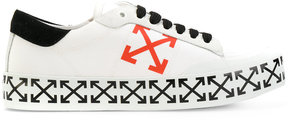 Off-White Vulcanised arrow sneakers