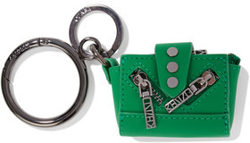 KENZO Leather Key Wallet