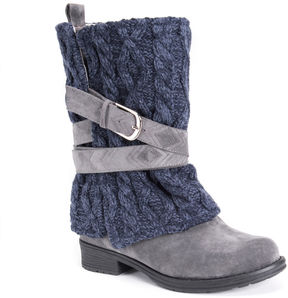 Muk Luks Bessie Womens Water Resistant Winter Boots