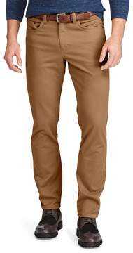 Chaps Men's Straight-Fit Stretch 5-Pocket Twill Pants