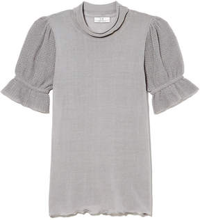 Co Short-Sleeve Cotton Knit