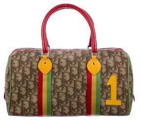 Christian Dior Rasta Trotter Bag