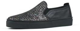 The Flexx Woven Sneaker.