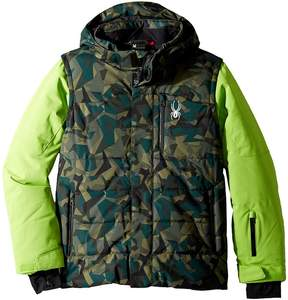 Spyder Axis Jacket Boy's Coat