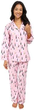 BedHead Long Sleeve Classic Bottom Pajama Set