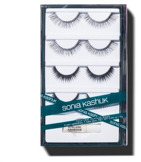 Sonia Kashuk Limited Edition False Eyelashes Book - 2 pair