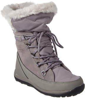 BearPaw Women's Tahoe Whitney Fold-Down Waterproof Suede Boot