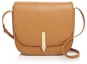 Karen Walker Bonnie Leather Saddle Bag