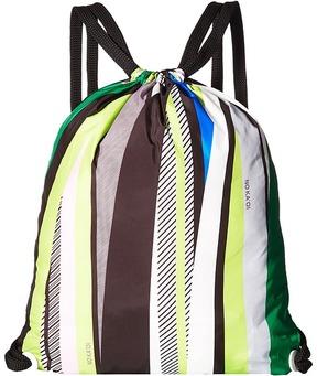 NO KA'OI - Print Drawstring Bag Bags